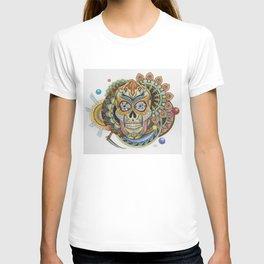Convergence - Sugar Skull T-shirt