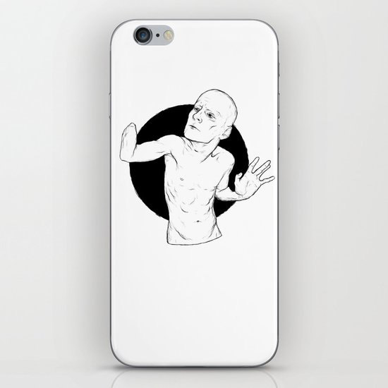 Right Handed iPhone & iPod Skin