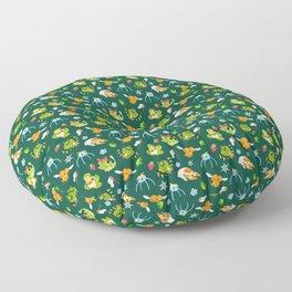 String Shot Floor Pillow
