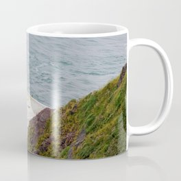 Hartland Point Lighthouse Devon Coffee Mug