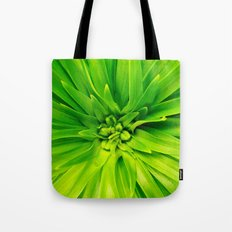 Lily's heart Tote Bag