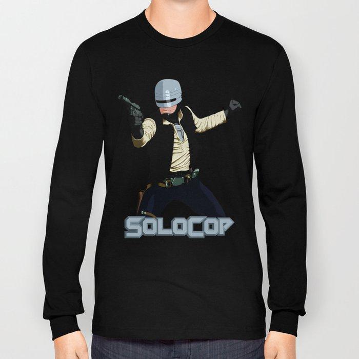 SoloCop Long Sleeve T-shirt