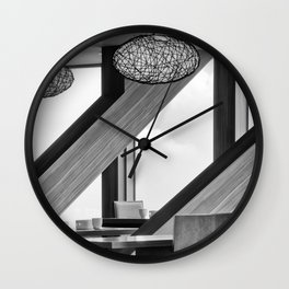 Atop Seoul Tower Wall Clock
