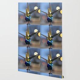 Crane Luck Wallpaper