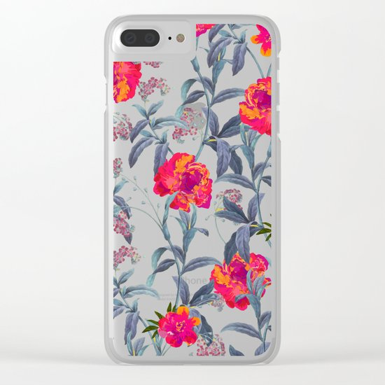 Come Into Blossom #society6 #decor #buyart Clear iPhone Case