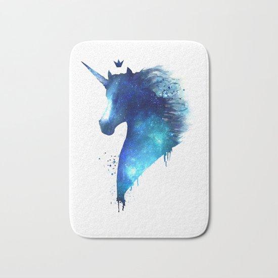 cosmic Unicorn Bath Mat