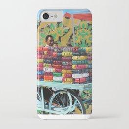 Bangle Seller iPhone Case