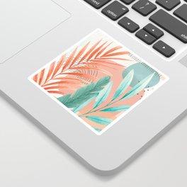 Elegant Shapes 23 Sticker