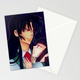 Naraku + Kikyo Stationery Cards
