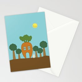 Vege House Stationery Cards