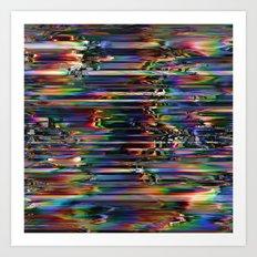 Spectral Winds Art Print