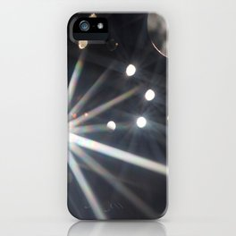 Light of the Universe iPhone Case