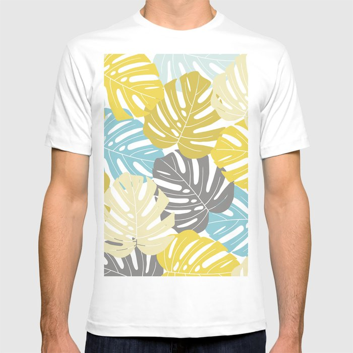 Colourful Tropical Leaves T Shirt By Madareli Society6 Alibaba.com offers 963 tropical shirts cheap products. society6