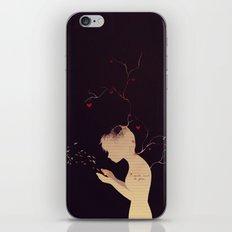 Worlds Apart iPhone & iPod Skin