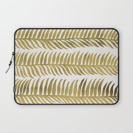 Golden Seaweed Laptop Sleeve
