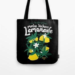 Kickass Lemonade Tote Bag