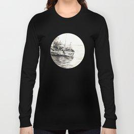 GHOST SHIP II Long Sleeve T-shirt