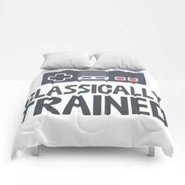 Classically Trained Comforters