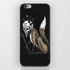 Kitsune Demon Fox iPhone & iPod Skin