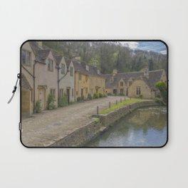 Castle Combe. Laptop Sleeve