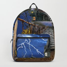 Enter If You Dare Backpack
