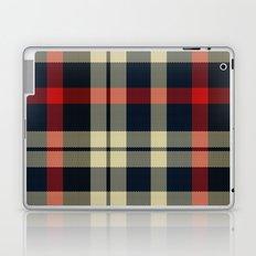 Plaid 001 Laptop & iPad Skin