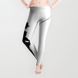 Learning to Fish Leggings
