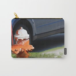 Hydrants Carry-All Pouch
