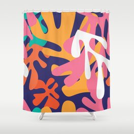 Matisse Pattern 010 Shower Curtain
