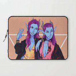 Tiana & Solana Laptop Sleeve