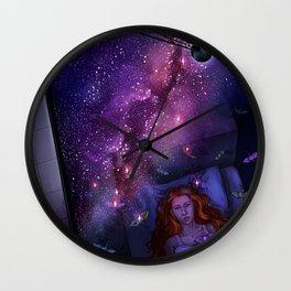 Greta Stars Wall Clock