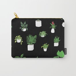 House Plants Carry-All Pouch