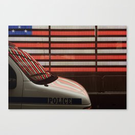 State of America Canvas Print