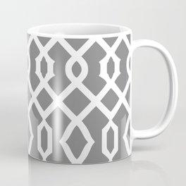 Grille No. 3 -- Black Coffee Mug
