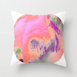 Acid Dreams Throw Pillow
