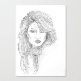 Jen Canvas Print