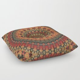 Mandala 563 Floor Pillow