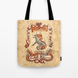 Creaturi Terribilus Tote Bag