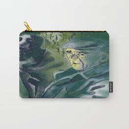 Old and dog Carry-All Pouch