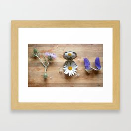 You Framed Art Print