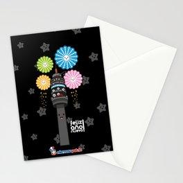 Torre Entel Stationery Cards