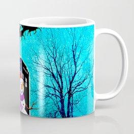 Tardis Christmas Coffee Mug