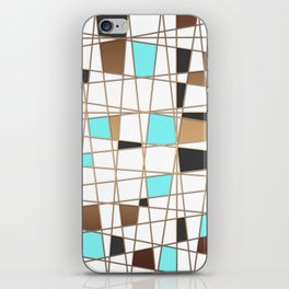 Abstract background 20 iPhone Skin