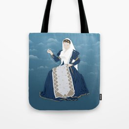 Lefkada, Traditional Costume & Embroidery (GR) Tote Bag