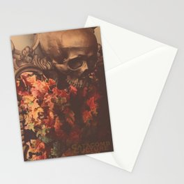 Catacomb Culture - August Mirror Stationery Cards
