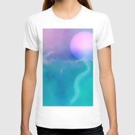 Sea and sun T-shirt
