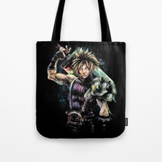 Hero of the Lifestream Tote Bag