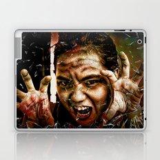 Shattering Horror. Laptop & iPad Skin