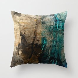 पवित्र हाथी (Sacred Elephant) Throw Pillow