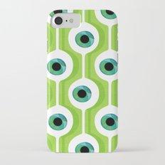Eye Pod Green Slim Case iPhone 7